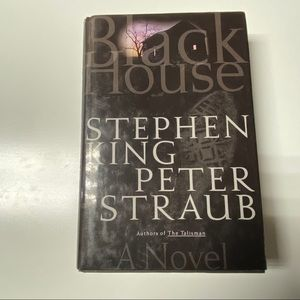 "Stephen King & Peter Straub's ""Black House"""